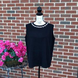 💋 | Just Cuteness | 💋 Jeweled Neck Sweater